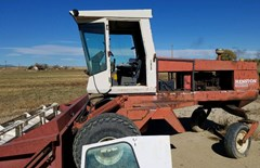 Windrower-Self Propelled For Sale Hesston 6600