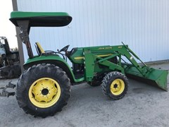 Tractor - Compact Utility For Sale 2003 John Deere 4610 , 44 HP