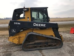 Skid Steer-Track For Sale 2015 John Deere 333E
