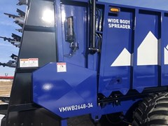 Manure Spreader-Dry/Pull Type For Sale 2019 Other VMWB2648-34