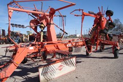 Hay Rake-Rotary For Sale Kuhn GA7302DL