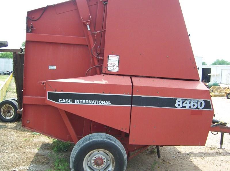 1988 Case IH 8460 Baler-Round For Sale