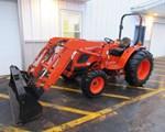 Tractor For Sale: 2015 Kioti DK4510, 45 HP