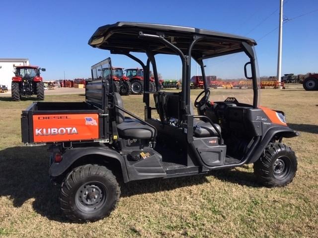 2018 Kubota RTV-X1140W-A Utility Vehicle For Sale