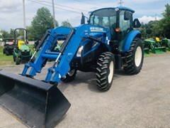 Tractor - Utility For Sale 2013 New Holland T4.95 , 98 HP