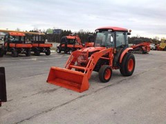 Tractor For Sale 2010 Kubota L3240HSTC , 34 HP