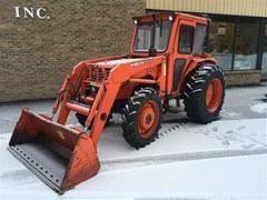 Tractor For Sale 1997 Kubota M5400SD , 54 HP