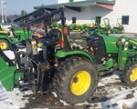 Tractor - Compact Utility For Sale: 2009 John Deere 2520, 17 HP