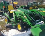Tractor - Compact Utility For Sale: 2014 John Deere 1025R, 25 HP
