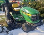 Riding Mower For Sale: 2012 John Deere X320, 22 HP