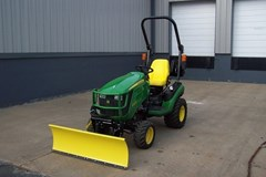 Tractor - Compact Utility For Sale 2017 John Deere 1025R , 24 HP