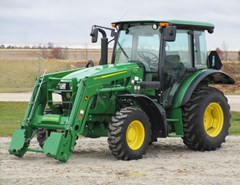 Tractor - Utility For Sale 2018 John Deere 5090E , 90 HP