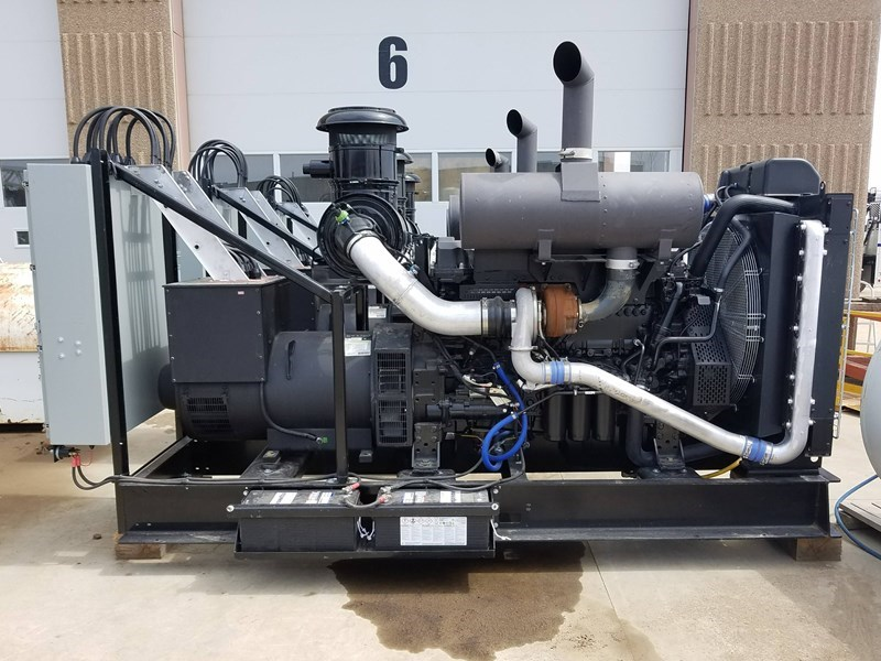 2017 VOLVO PENTA 340 KW Generator & Power Unit For Sale