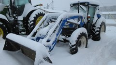 Tractor - Utility For Sale 2004 New Holland TN75S , 75 HP