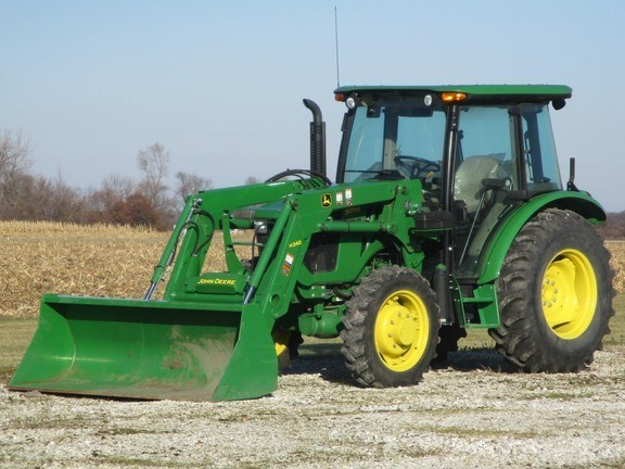 2016 John Deere 5075E Tractor - Utility For Sale