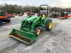Tractor For Sale 1998 John Deere 4400 , 35 HP