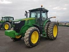 Tractor - Row Crop For Sale 2011 John Deere 7280R , 280 HP