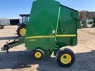 Baler-Round For Sale:  2016 John Deere 459E
