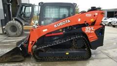 Skid Steer-Track For Sale 2016 Kubota SVL95-2SFHC , 96 HP