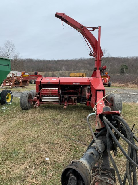 Case FHX300 Forage Harvester-Pull Type For Sale