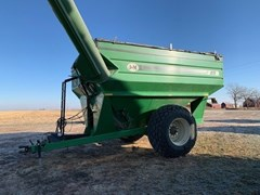 Grain Cart For Sale 2013 J & M 875-18