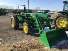 Tractor - Utility For Sale 2016 John Deere 5045E