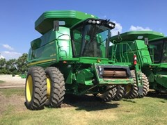 Combine For Sale 2008 John Deere 9670 STS