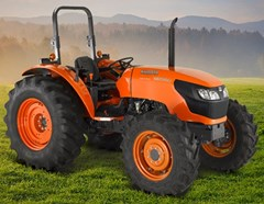Tractor For Sale 2014 Kubota M9960HDL-SN