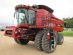 Combine For Sale 2009 Case IH 7120 , 360 HP