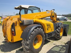 Telehandler For Sale 2008 JCB 541-AGRI PLUS