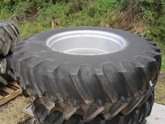 Wheels and Tires For Sale 2013 Case IH DUALS-20.8x38-full setOFF 6140 COMBINE
