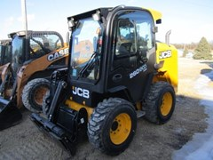 Skid Steer For Sale 2017 JCB 260 NEW GENERATION side entry