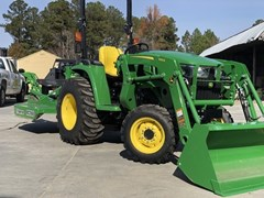 Tractor - Compact Utility For Sale 2018 John Deere 3025E