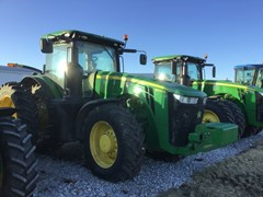 Tractor - Row Crop For Sale 2017 John Deere 8320R
