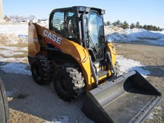 Skid Steer For Sale 2020 Case SR210B T4 FINAL