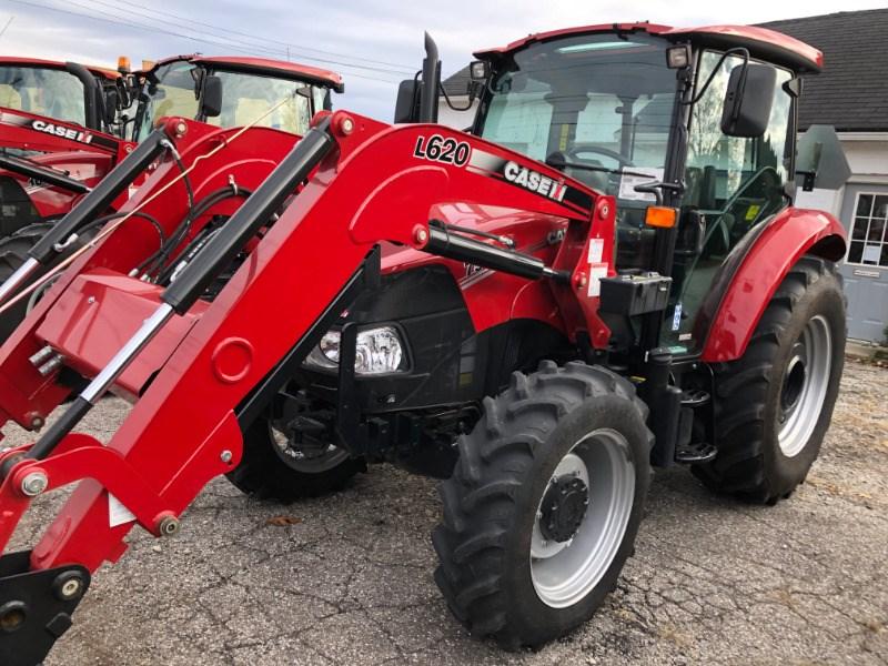 2018 Case IH Farmall 75C Tractor For Sale