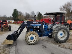 Tractor For Sale 1989 Ford 3910 MFD LDR , 42 HP