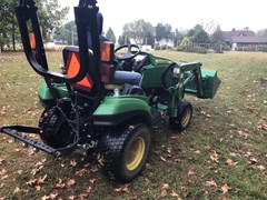 Tractor - Compact Utility For Sale 2014 John Deere 1023E