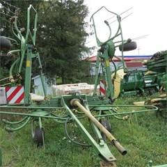 Tedder For Sale 2003 Krone KW550T