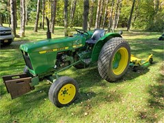 Tractor For Sale 1979 John Deere 950 , 31 HP