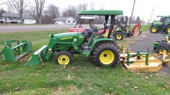 Tractor - Compact Utility For Sale 2012 John Deere 3038E , 37 HP