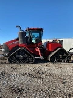 Tractor For Sale 2018 Case IH STEIGER 580 QUADTRAC , 580 HP