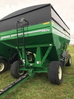 Gravity Box For Sale 2011 Brent 757Q