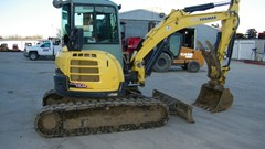 Excavator-Mini For Sale 2013 Yanmar VIO55-5