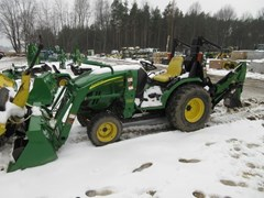 Tractor - Compact Utility For Sale 2008 John Deere 2520 , 26 HP