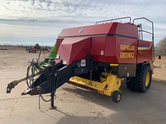 Baler-Big Square For Sale New Holland BB960