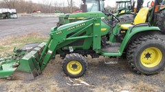 Tractor - Compact Utility For Sale 2003 John Deere 4210 , 28 HP