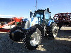 Tractor For Sale 2008 New Holland T8020