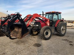 Tractor For Sale 2004 Case IH MXM175