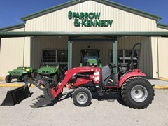 Tractor - Compact Utility For Sale 2016 Mahindra 1538H , 38 HP
